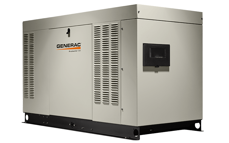 Commercial use generac generator